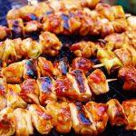 焼き鳥の部位と、おいしい食べ方