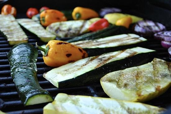 美味しい野菜の焼き方