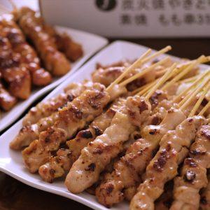 ホットプレートで簡単!業務用の冷凍焼鳥を美味しく焼く方法!